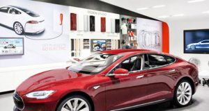 Tesla Motors Inc merger with SolarCity
