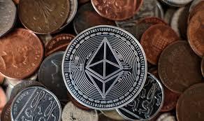 ETHE price chart